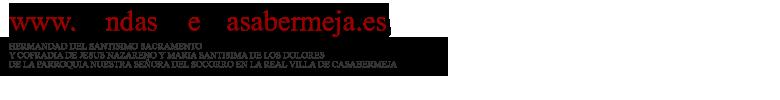 Andas de Casabermeja