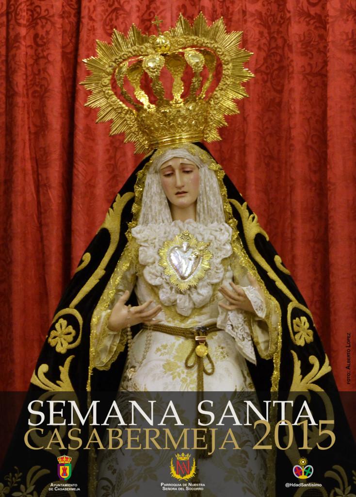 cartel semana santa casabermeja 2015